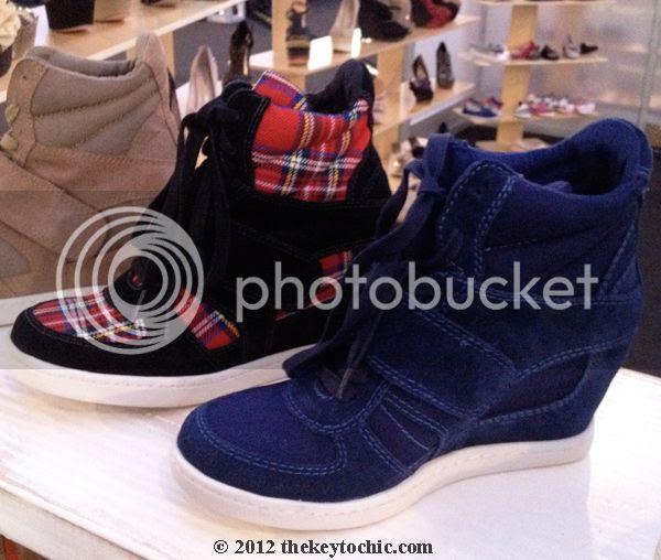 zigi sneaker wedges