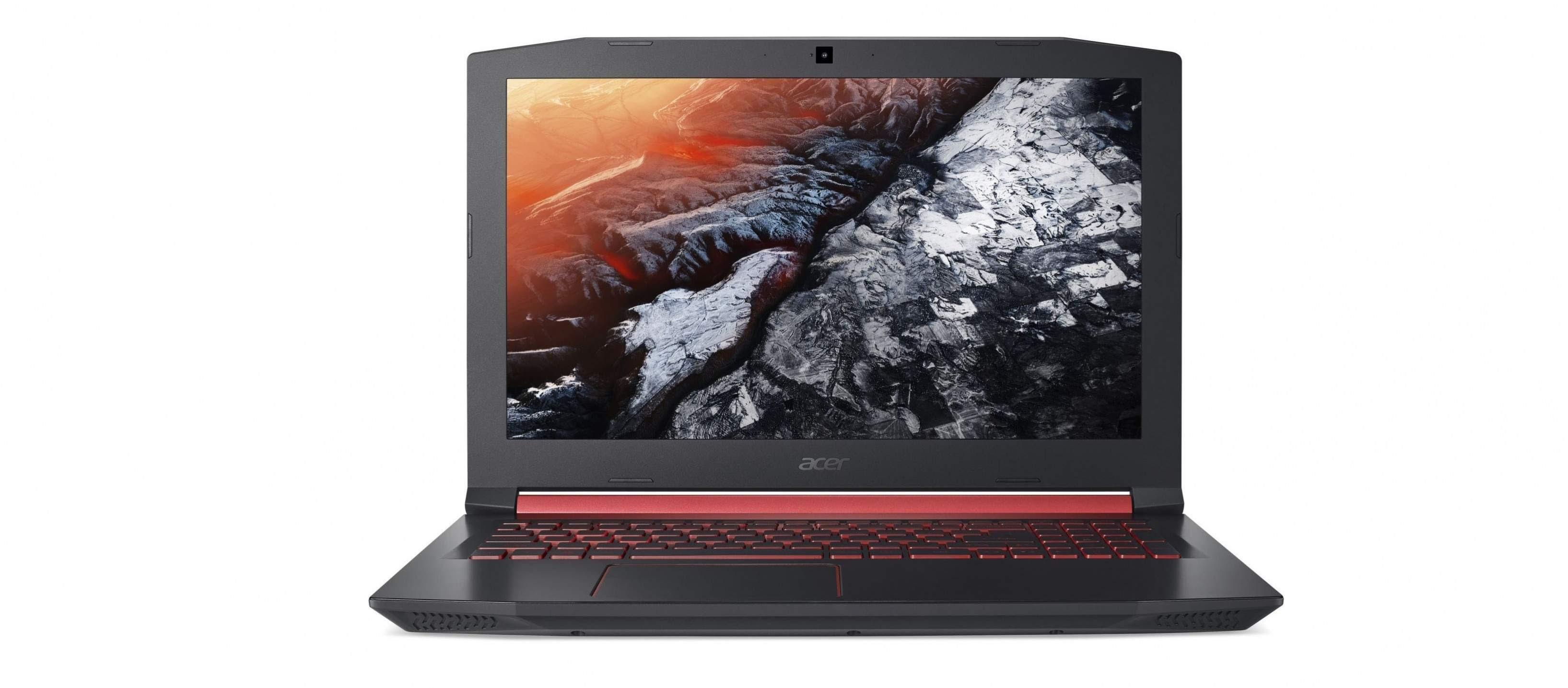 Berbeda dengan laptop premium lainnya yang masih menggunakan bodi plastik ringkih Acer Nitro 5 hadir cukup
