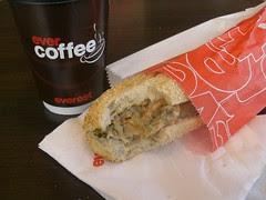 everest lenten sandwich