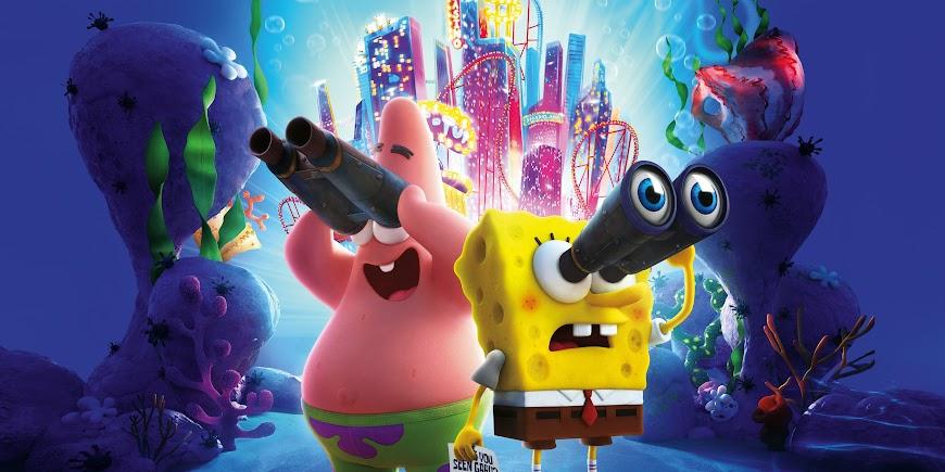 The SpongeBob Movie: Sponge on the Run (2020) Stream