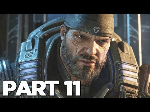 Gameplay GEARS 5 Walkthrough Gameplay Part 11