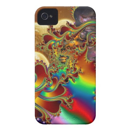 A Trip to Infinity iPhone 4 Cases