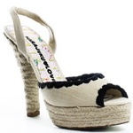 Harajuku Lovers Liberty espadrille pump