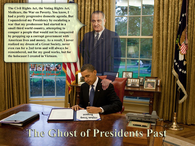 The Ghost of Presidents Past