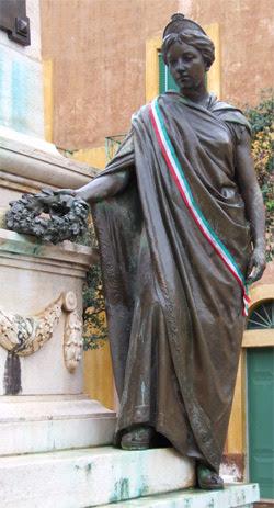 Risultati immagini per Italia donna turrita simbolo