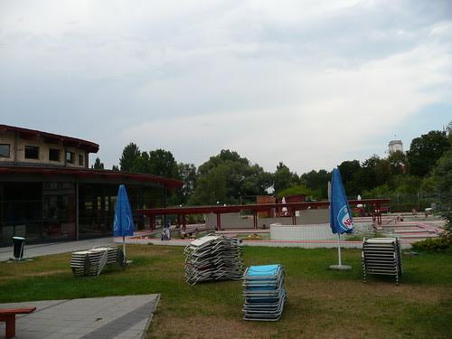Thermal baths in Gyor