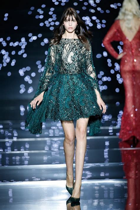 Zuhair Murad Haute Couture F/W 2015 2016 Collection