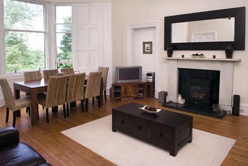 Edinburgh luxury holiday flat rental - Central 4 bed flat