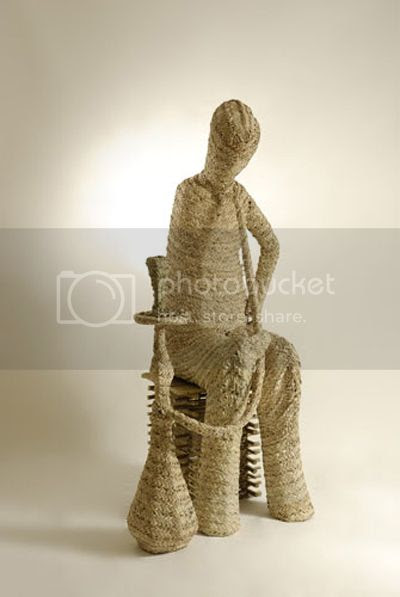 Ahmed Askalany's Weaved Sculpture 11
