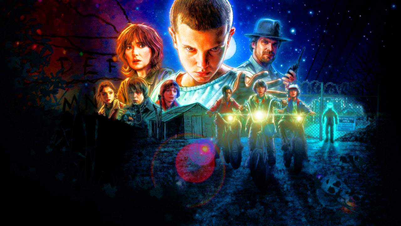 Stranger Things Wallpaper Stranger Things Wallpaper 39896630