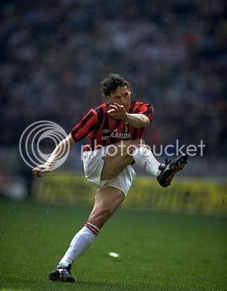 Marco Van Basten do AC Milan