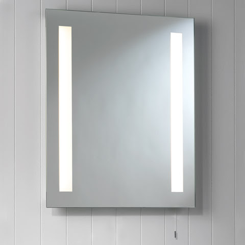 Bathroom Mirror Lights | Bathroom Mirror Cabinets | Sparks Direct