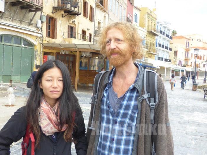 «Θέλαμε περισσότερη ησυχία» λέει το ζευγάρι από τη Γερμανία.