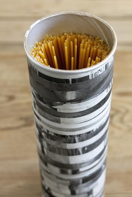Spaghetti Box DIY