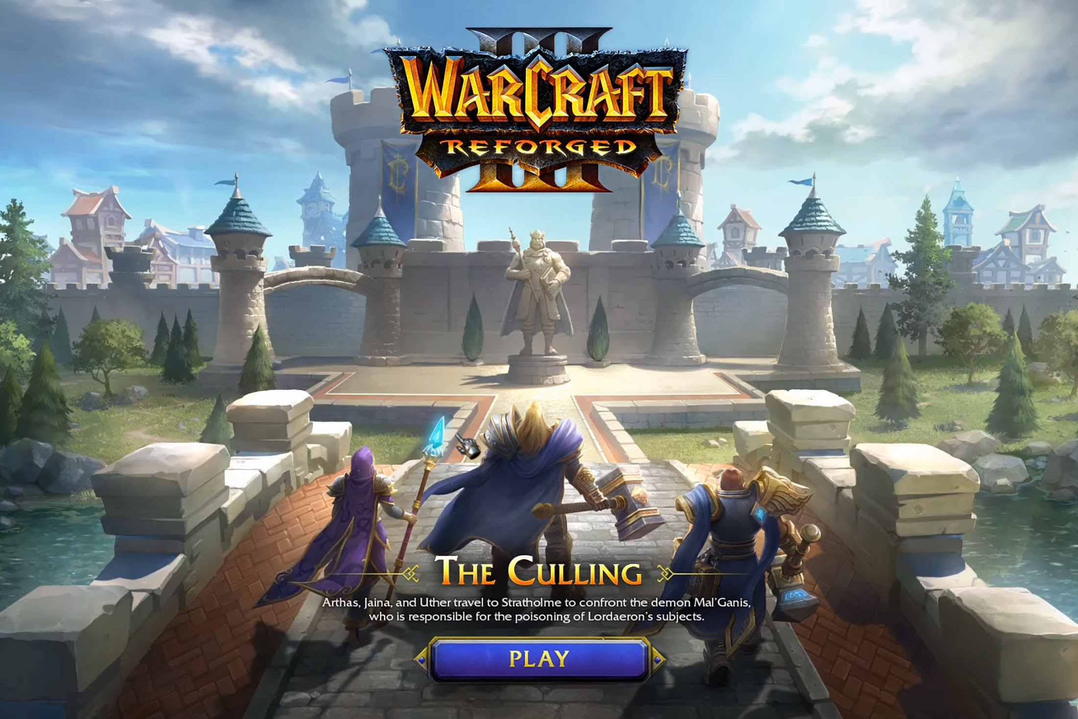 Inside Activision Blizzard's Botched Warcraft III: Reforged Game