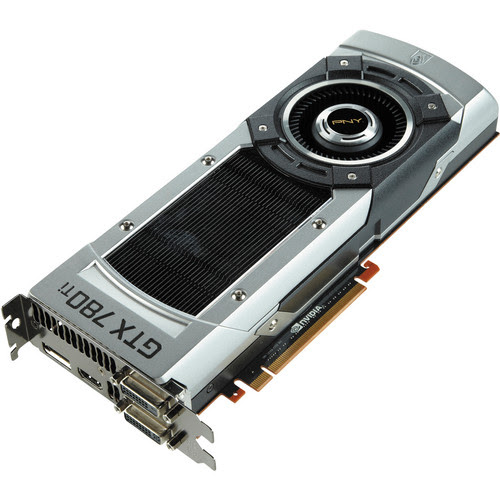 PNY Technologies GeForce GTX 780 Ti Graphics Card