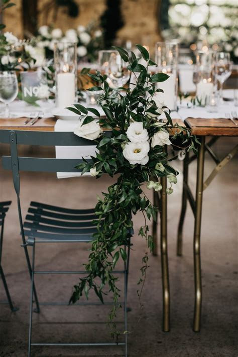This Blogger's Urban Chic Millwick Wedding is Minimalist