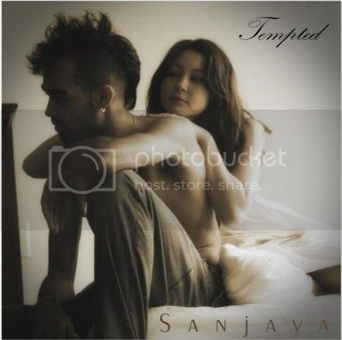 Sanjaya Malakar Tempted Cover