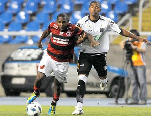 Willians Flamengo x Figueirense (Foto: Alexandre Loureiro / VIPCOMM)