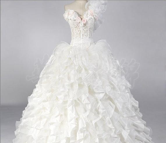 A Wedding Blog: AMAZING Etsy Wedding Dresses! UNDER $600