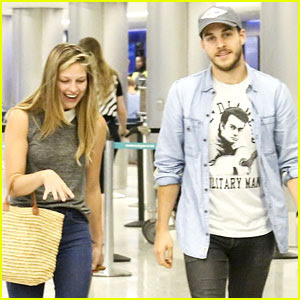 Melissa Benoist & Chris Wood Want to Save the Tigers!