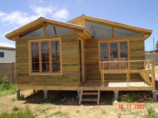 Casas de madera prefabricadas casas metalcom llave en mano - Casas de madera prefabricadas precios ...