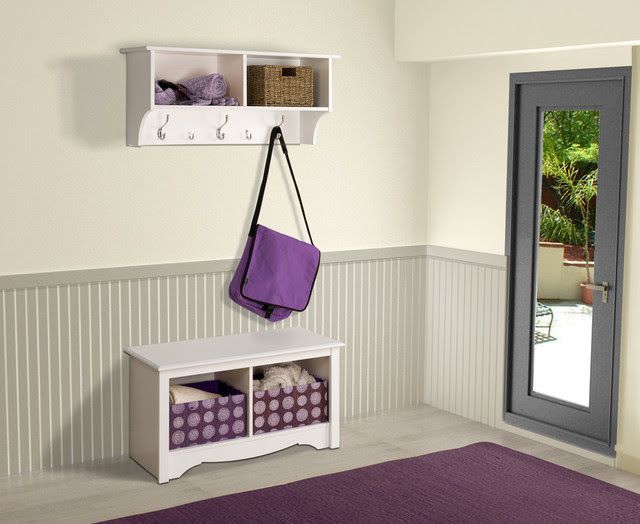 Entryway Storage Furniture - contemporary - benches - vancouver ...