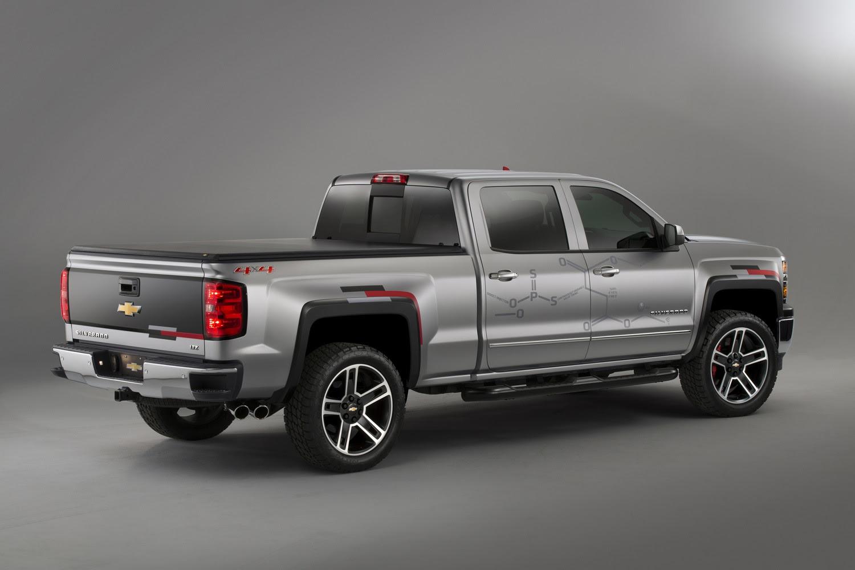 2014 Chevrolet Silverado Toughnology Concept - SEMA 2014 ...