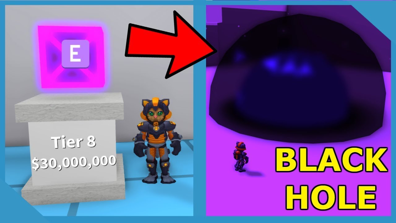 Buying The Black Hole Spell In Roblox Magic Simulator - buying the crazy futuristic minigun gamepass in roblox giant survival remastered overpowered