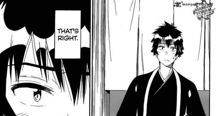 Nisekoi Who Does Raku End Up With