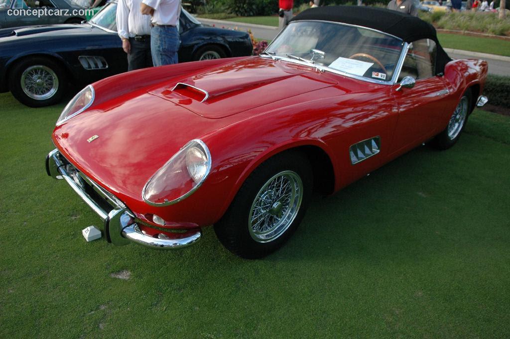1960 Ferrari 250 GT California Images. Photo 60_Ferrari ...