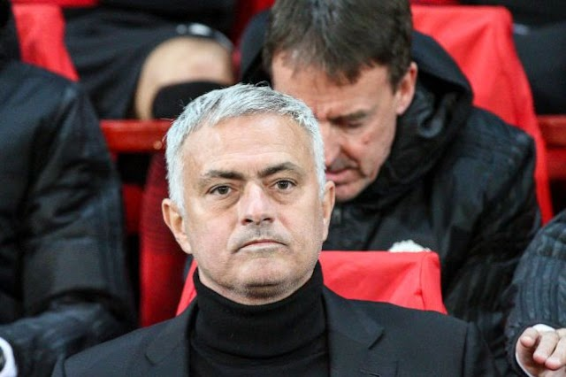 EPL: Mourinho singles out one Man United player after Everton win