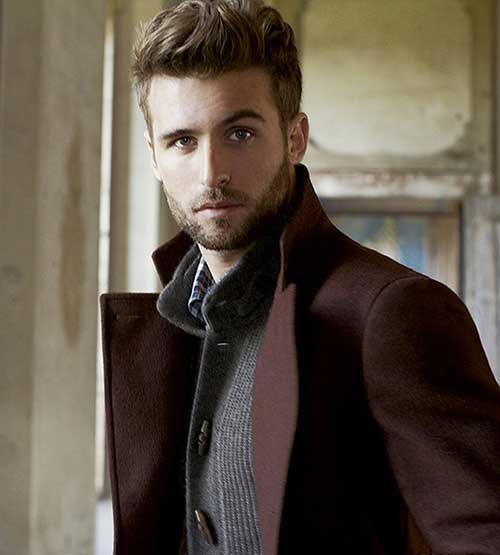 15 Cool Brown Hair Color For Men  Mens Hairstyles 2018