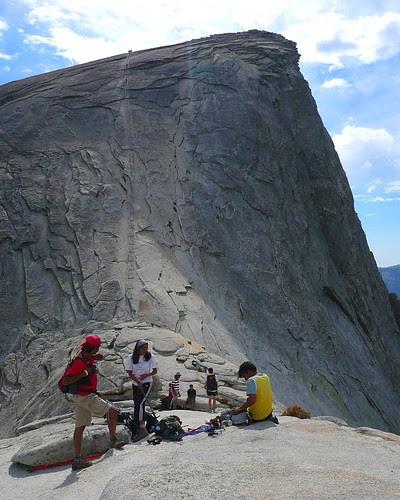 P1180432 Half Dome Trail