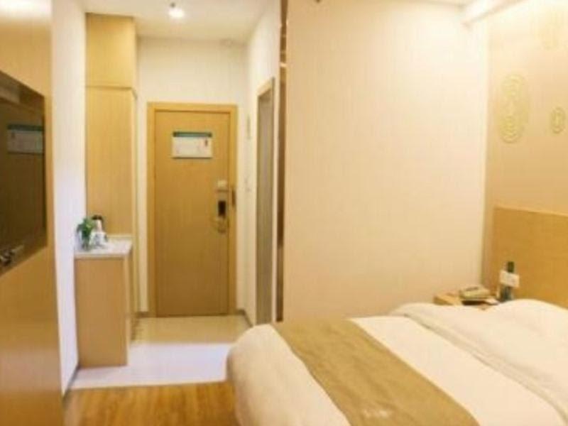 GreenTree Inn Shanghai Fengxian District Nanqiaoxincheng Metro Station Express Hotel Discount