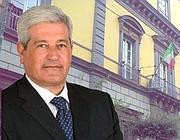 Il sindaco Strazzullo
