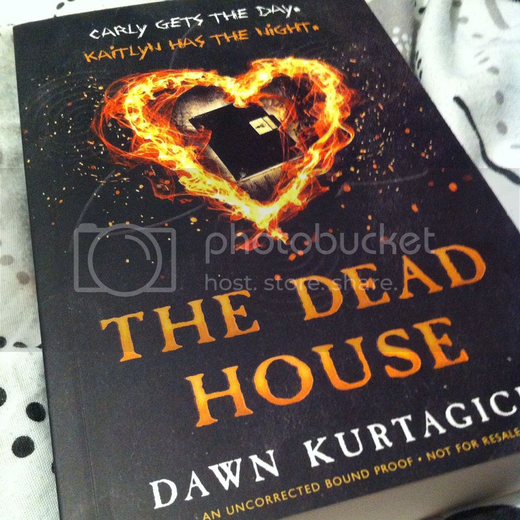 The Dead House by Dawn Kurtagich