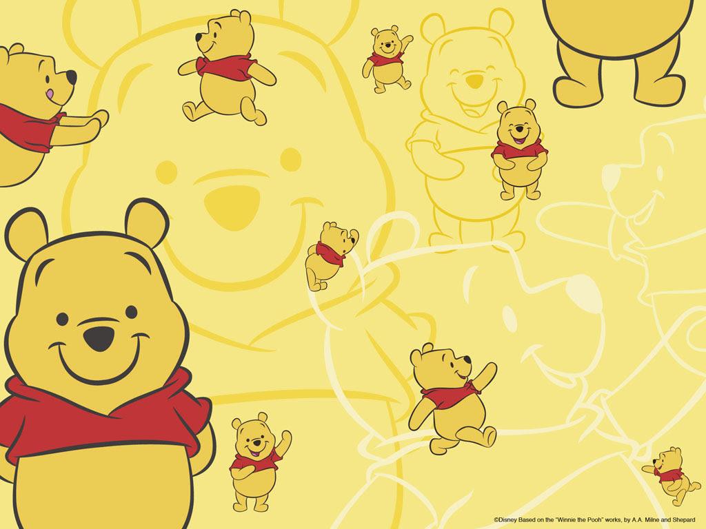 ディズニーくまのプーさんwinnie The Pooh Pcデスクトップ壁紙