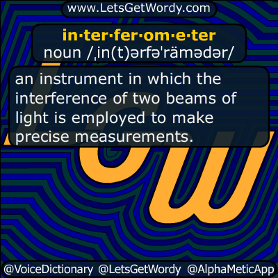 interferometer 09/28/2017 GFX Definition