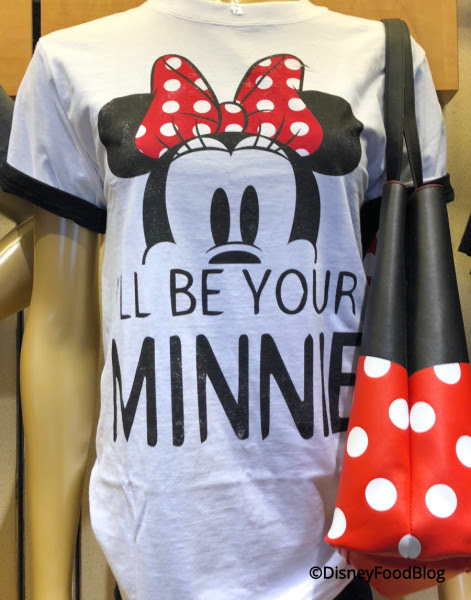 I'll be your Minnie tee