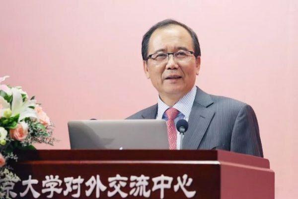 北京大学校长林建华