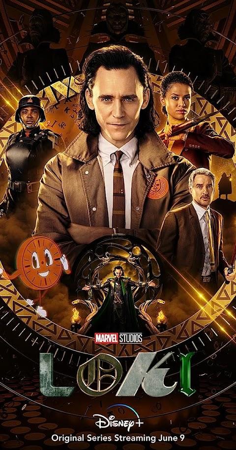 Loki (2021) Season 01 [Episode 01 Added] 480p 720p 1080p Web-DL Dual Audio (Hindi+English) | Diseny Plus Series