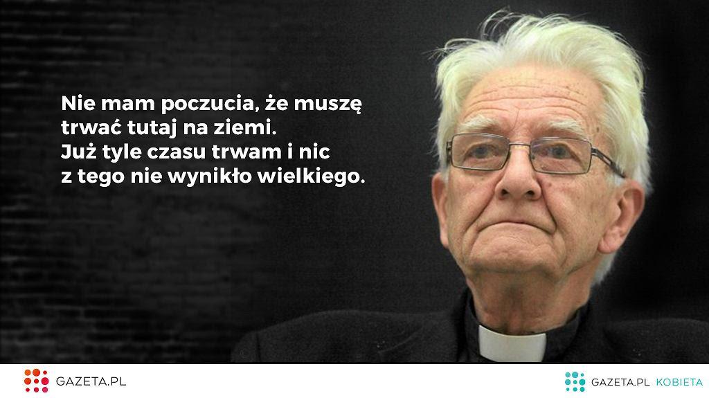 Ks. Adam Boniecki: