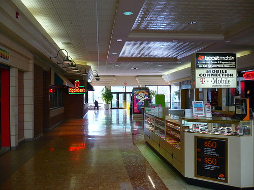 North Dekalb Mall Inside View Facing Applebees Restaurant A Photo