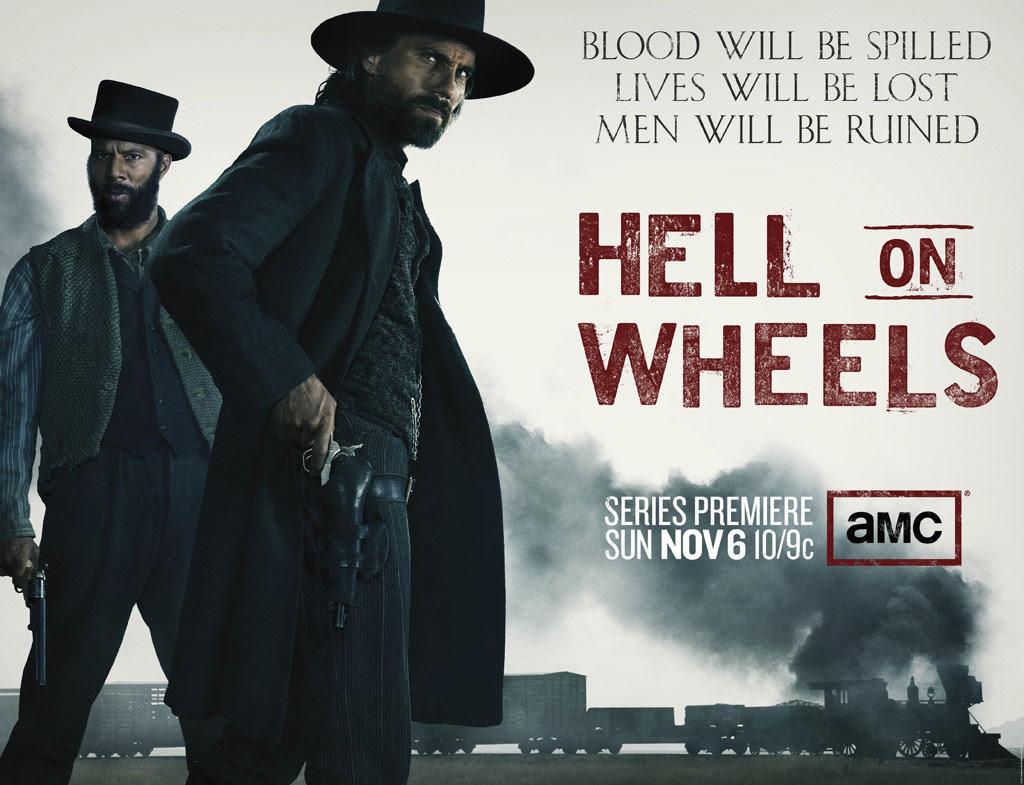 Hell on Wheels (Infierno sobre ruedas) [Serie]