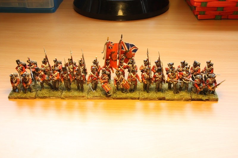 Doc's 'Art' of War: Victrix French Napoleonic Figure Review