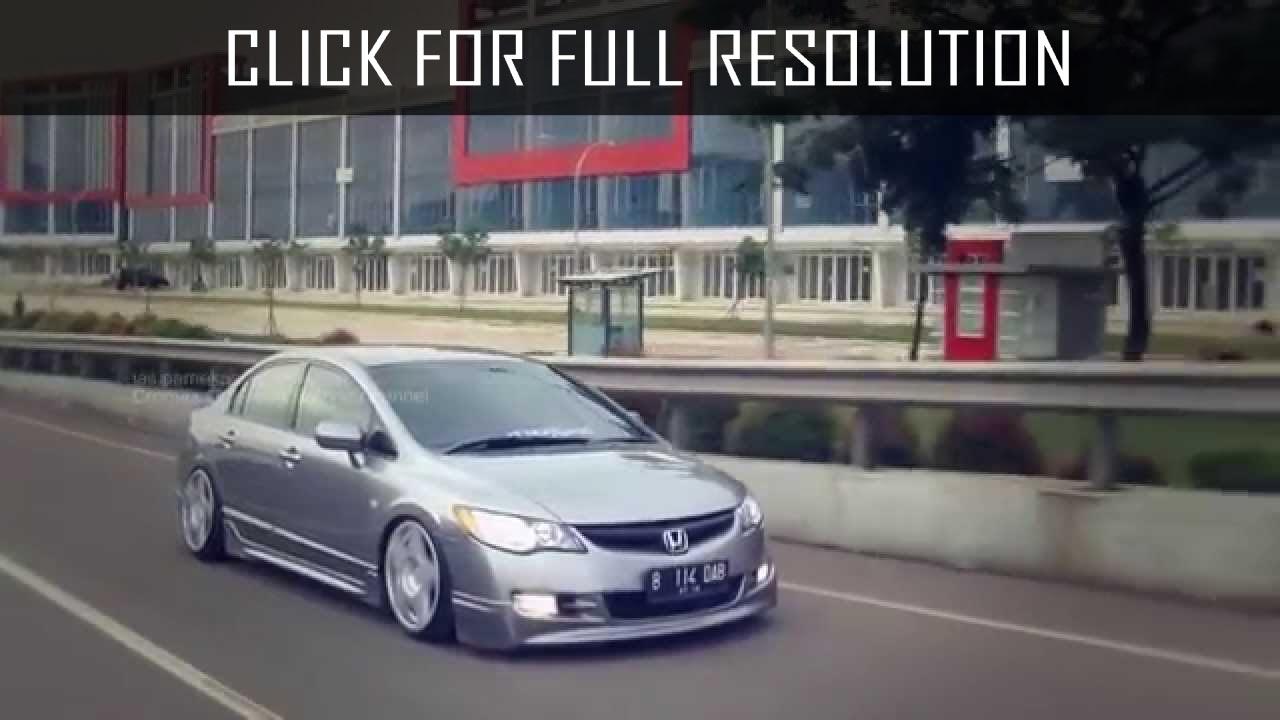 430+ All New Civic Fd1 HD Terbaik