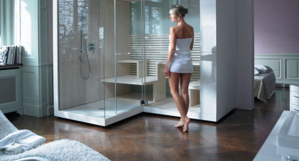 Duravit- indoor sauna