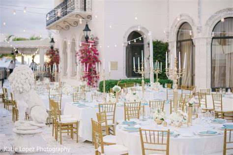 Miami, FL Indian Wedding by Katie Lopez Photography   Post
