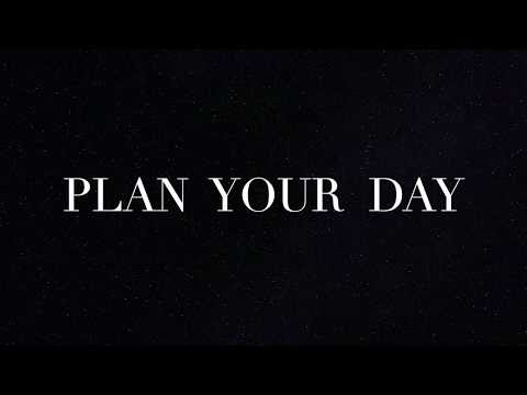 Plan Your Day With Todoist